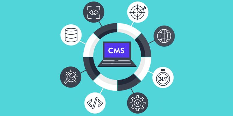 უნიკალური სამართავი სისტემა (CMS)