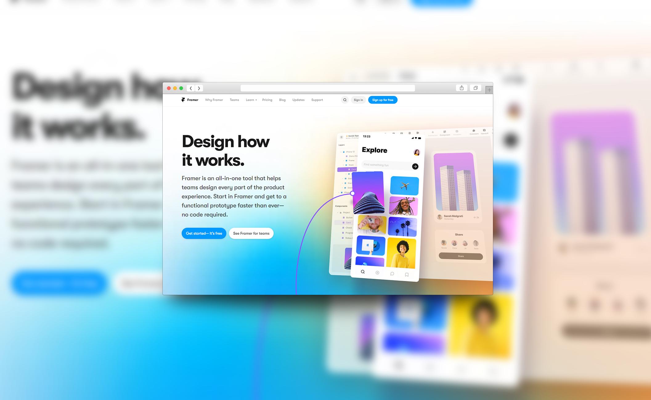 ui animation, tool, web development,saitis damzadeba