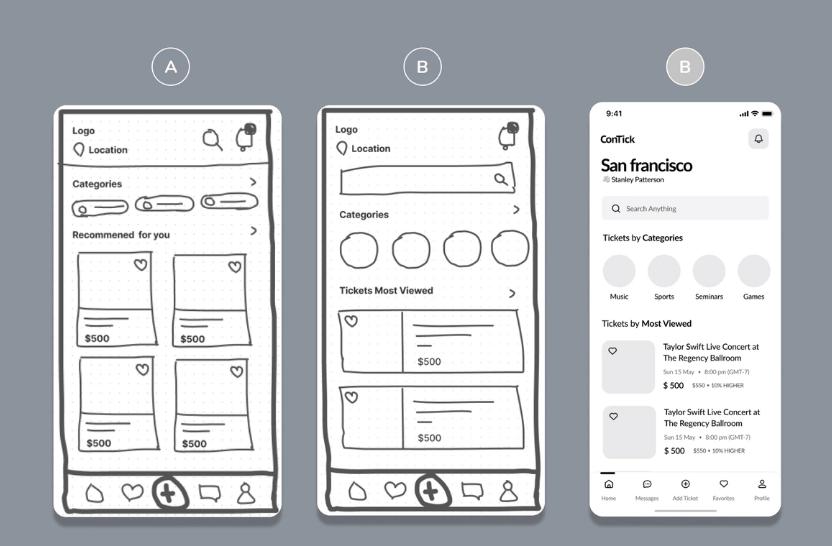 UI/UX, saitis dizaini,საიტის დიზაინი, მობილური აპლიკაციის დიზაინი, Wireframing