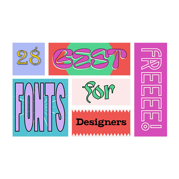 2020 Best and free font  for designers