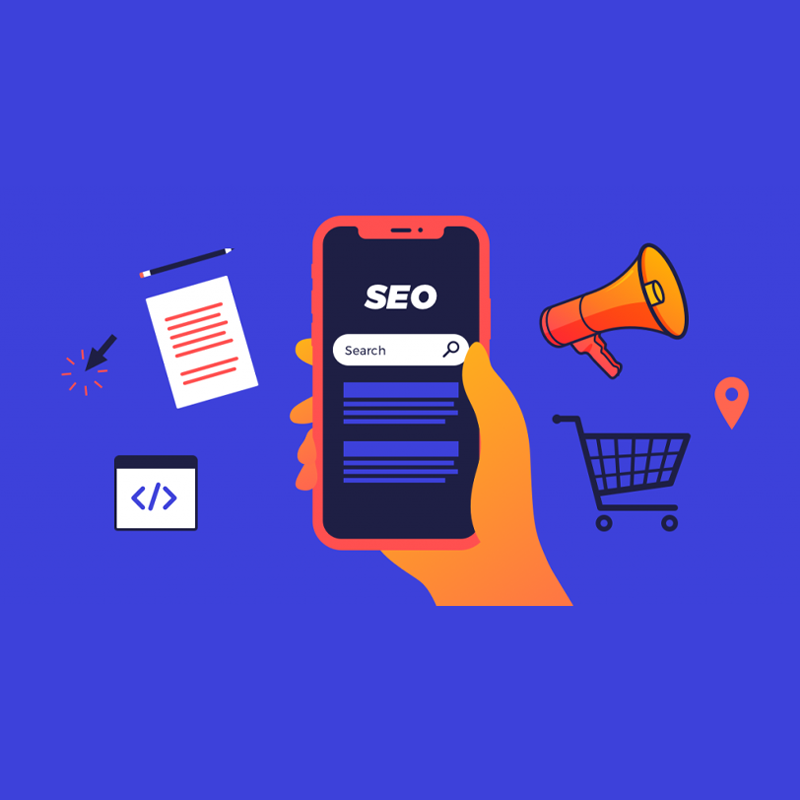 SEO Optimization for E-Commerce